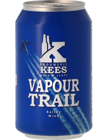 Kees Vapour Trail - Canette
