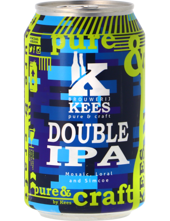 Kees Double IPA - Canette