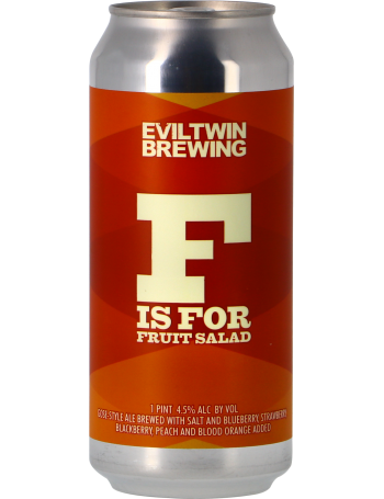 Evil Twin F is for Fruit Salad - Canette