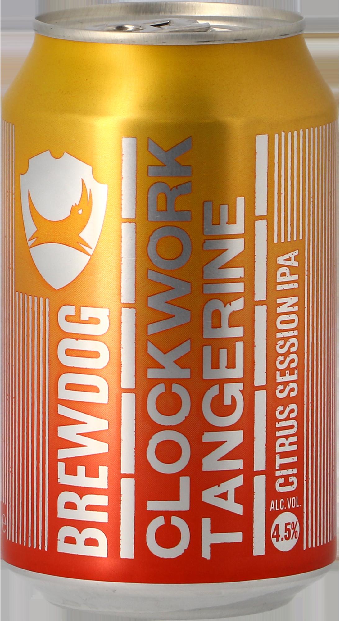 Brewdog Clockwork Tangerine - Lata