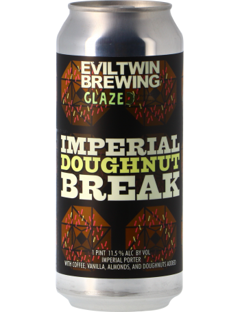Evil Twin Imperial Doughnut Break - Canette