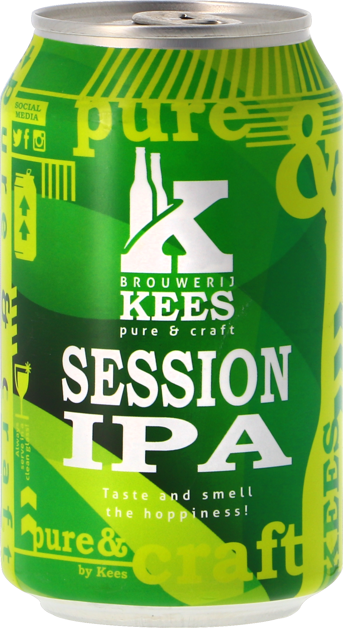 Kees Session IPA - Lata