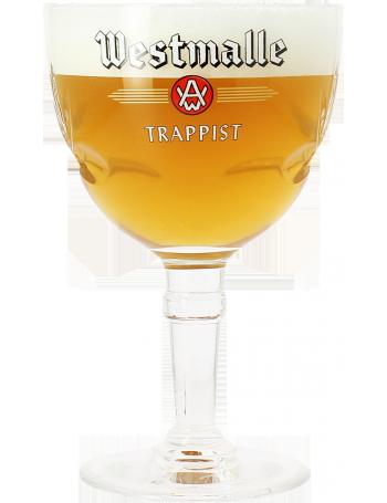 Verre Westmalle Trappist - 33 cl