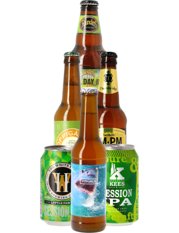 Assortiment Session IPA