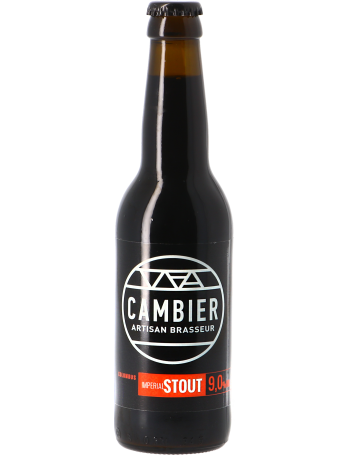 Cambier Imperial Stout