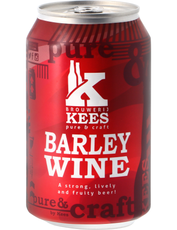 Kees Barley Wine - Canette