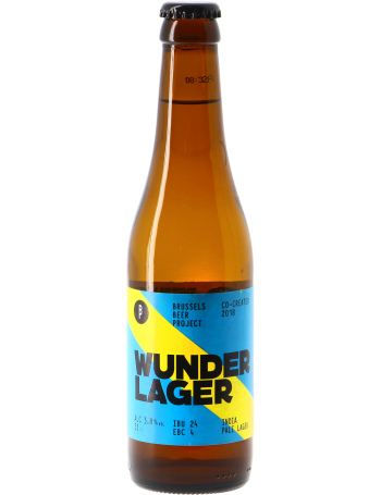 Brussels Beer Project Wunder Lager