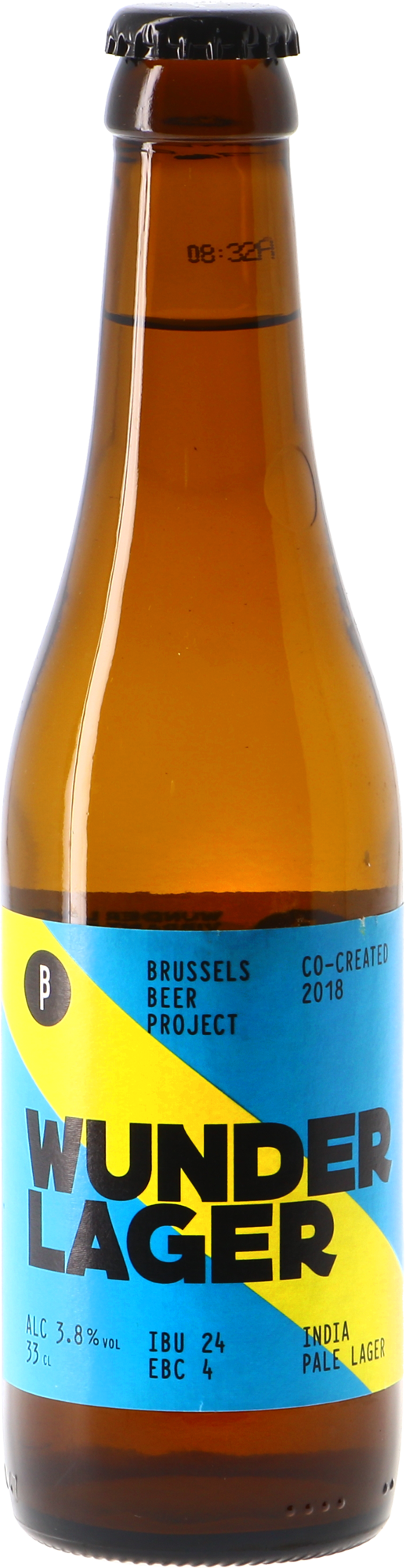 Brussels Beer Project Wunder Lager