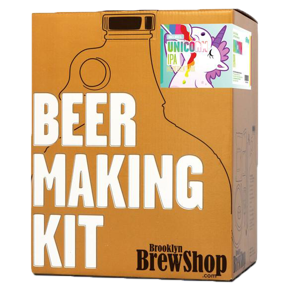 Brooklyn Brew Kit Unicorn IPA
