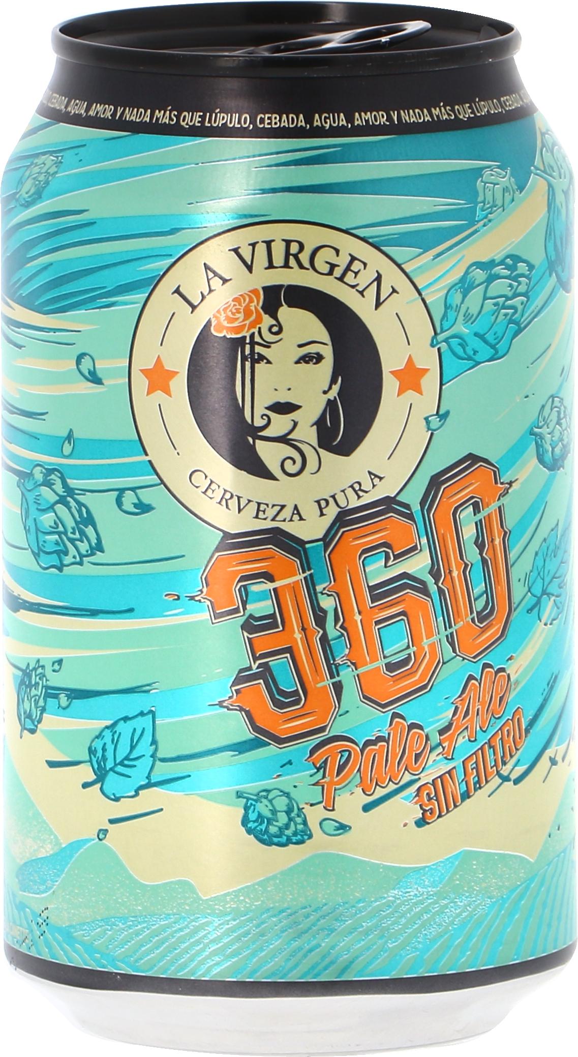 La Virgen 360 - Canette