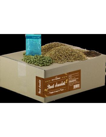 Edition Limitée - Recette Beer Kit stout chocolat