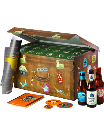 Coffret World Wide Beers