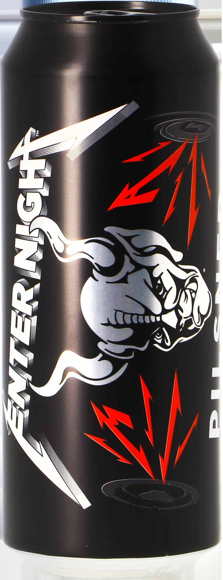 Stone x Metallica Enter Night