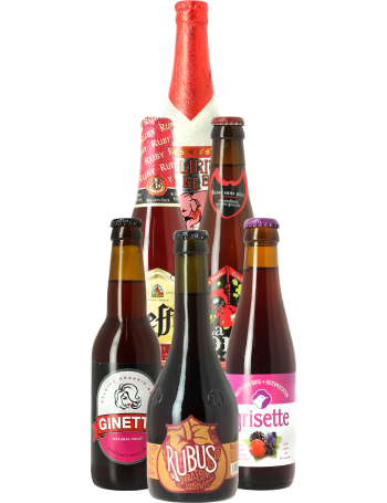 Assortiment Fruit Beer