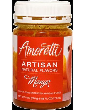 Amoretti - Artisan Natural Flavors - Mangue 226 g