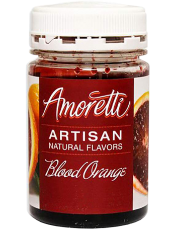 Amoretti - Artisan Natural Flavors - Orange sanguine 226 g