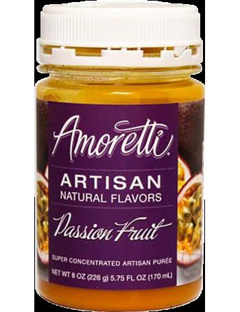 Amoretti - Artisan Natural Flavors - Fruit de la passion 226 g