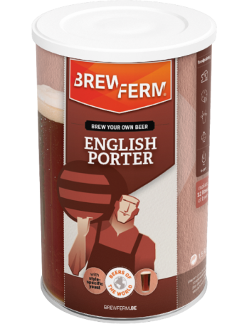 Brewferm kit à bière English Porter 12 L