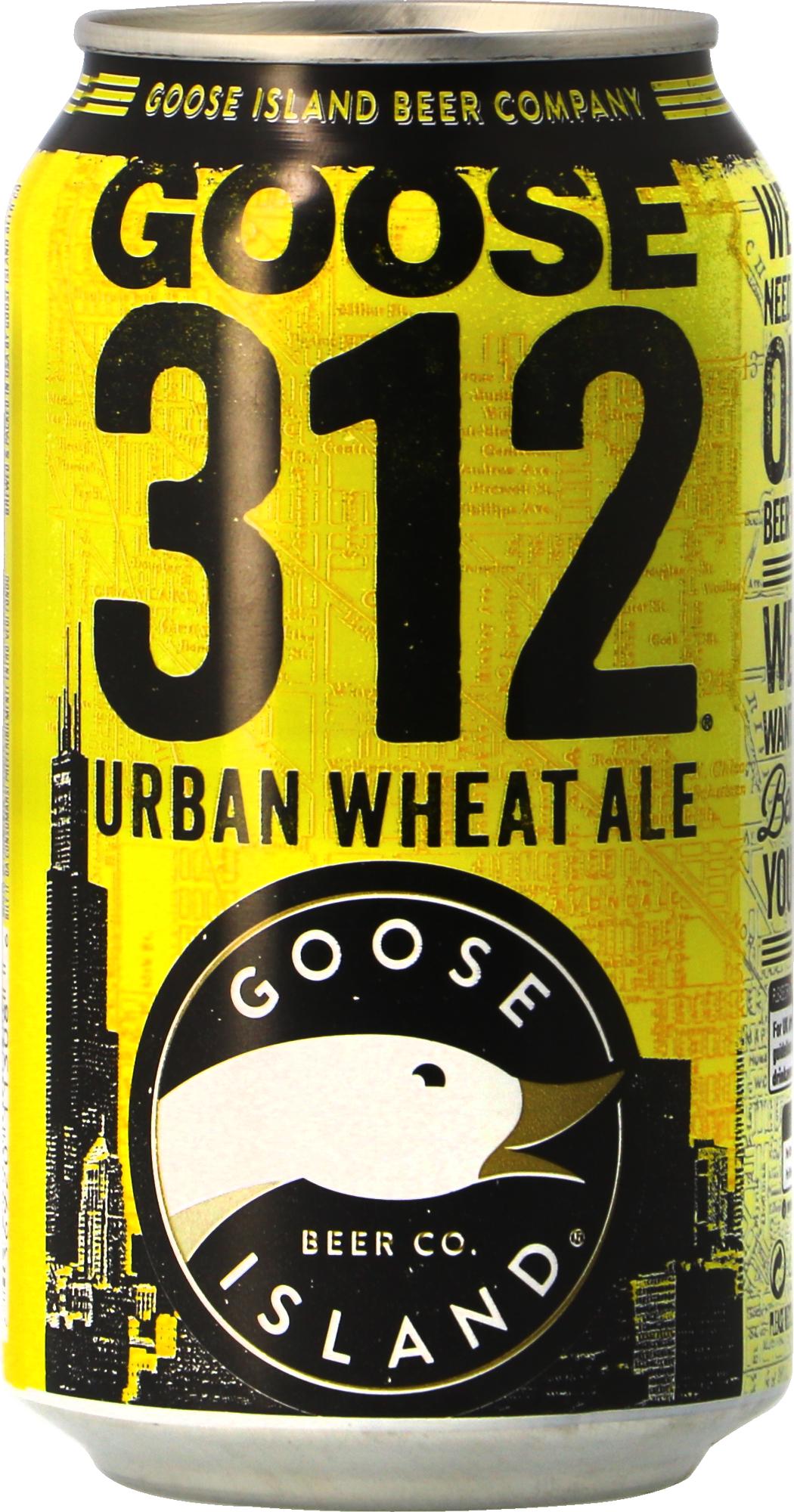 Goose Island 312 Urban Wheat Ale - Lata