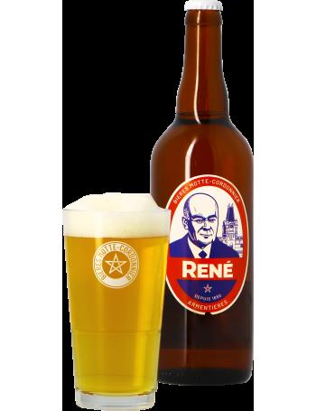 La René + Verre 25 cl