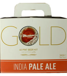 Kit à bière Muntons Gold India Pale Ale