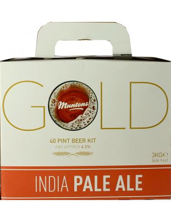 Kit à bière Muntons Gold India Pale Ale