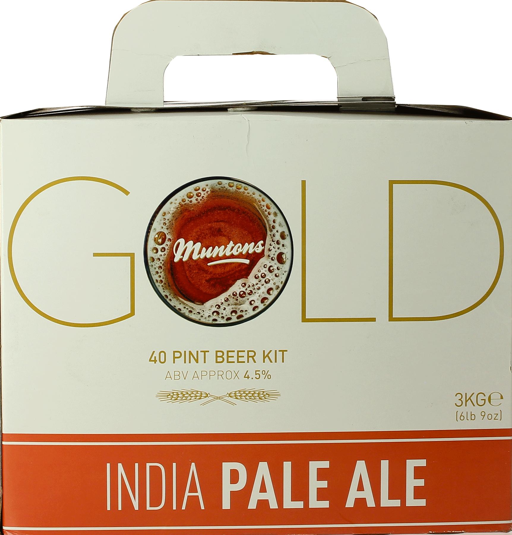 Kit de bière Premuim Pilsen Muntons