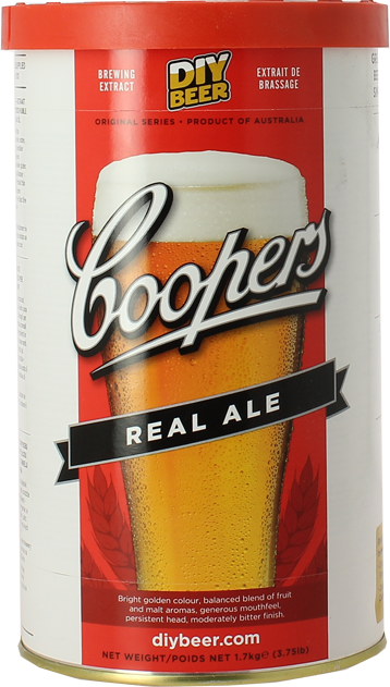 Kit de bière Read Ale Coopers