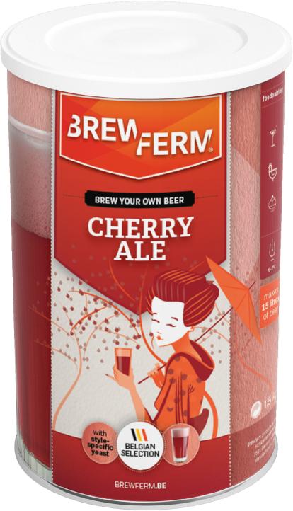 Cherry Ale Beer Kit Brewferm
