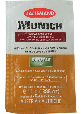 Levure Lallemand Munich 11 g