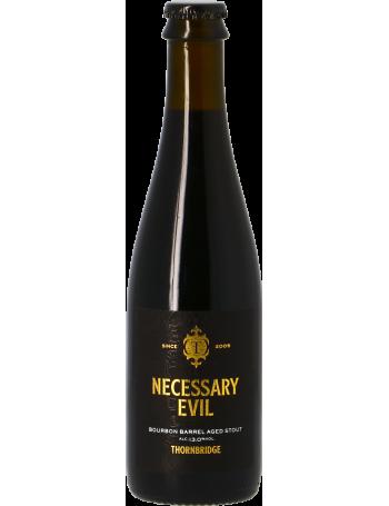 Thornbridge Necessary Evil - Bourbon Barrel Aged