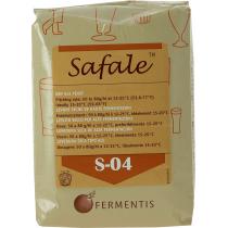 Levure sèche Safale S-04 500 g