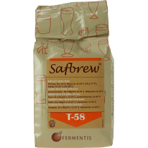 Levure sèche Safbrew T-58 500 g