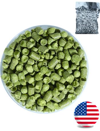 Houblon Idaho 7 pellets - récolte 2018