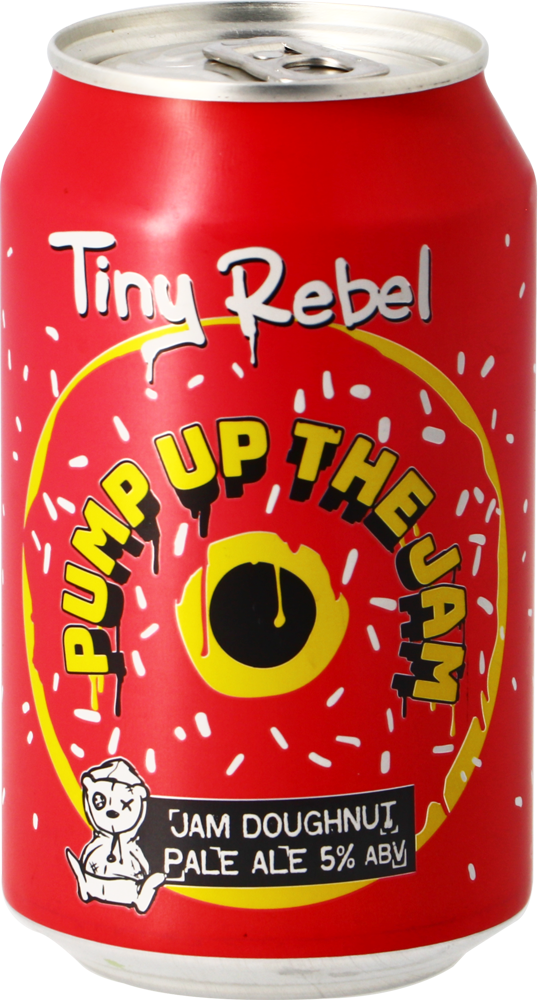 Tiny Rebel Pump Up the Jam