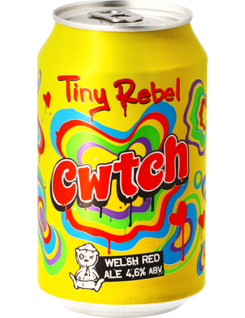 Tiny Rebel Cwtch - Canette