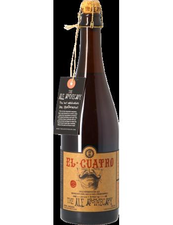 The Ale Apothecary El Cuatro - Cognac Barrel Aged