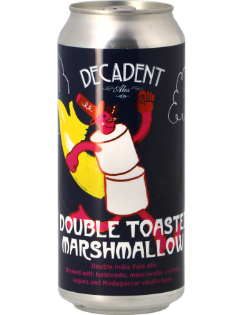 Decadent Ales Double Toasted Marshmallow