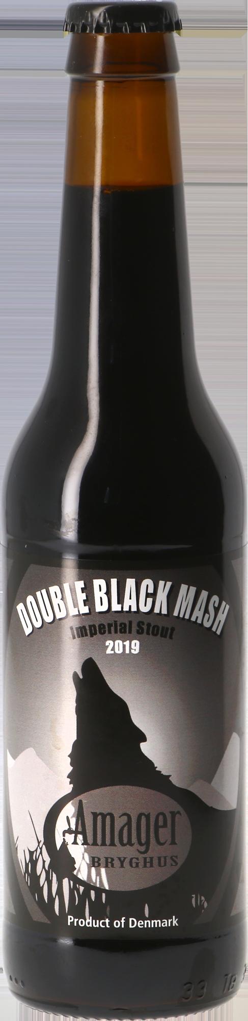 Amager Double Black Mash 2019