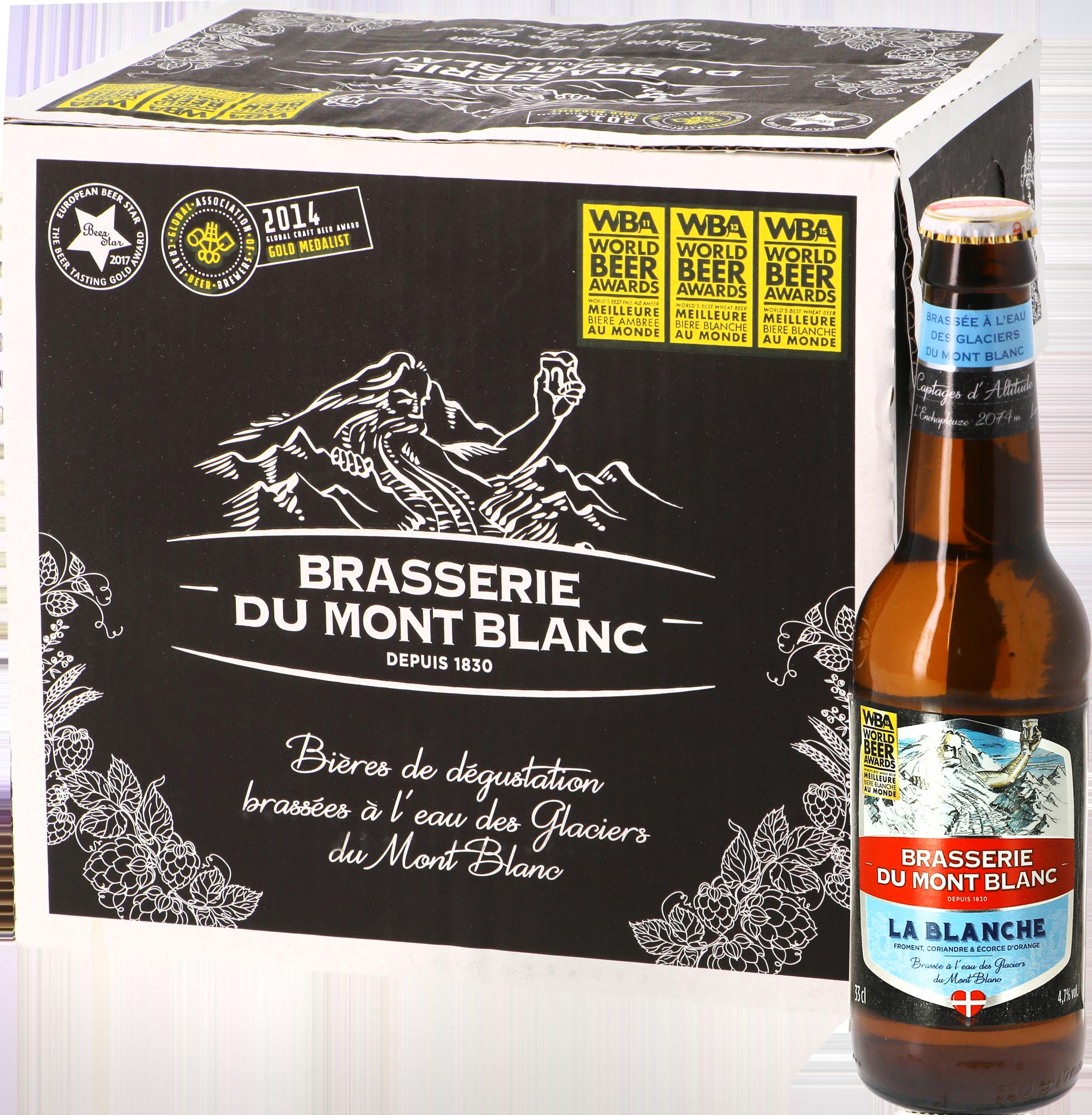 Big Pack Blanche du Mont Blanc x12