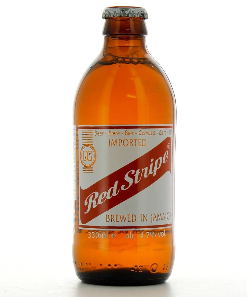 Red Stripe - Hopt