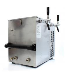 Tireuse refroidissement à eau débit 70 L/h 2 becs Mini