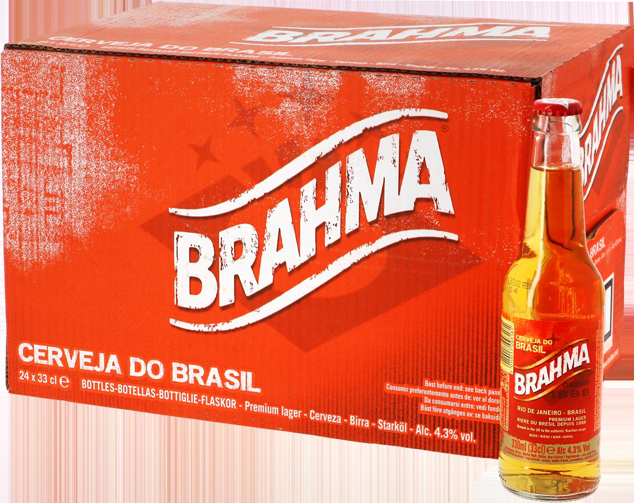 Big Pack Brahma - 24 bières