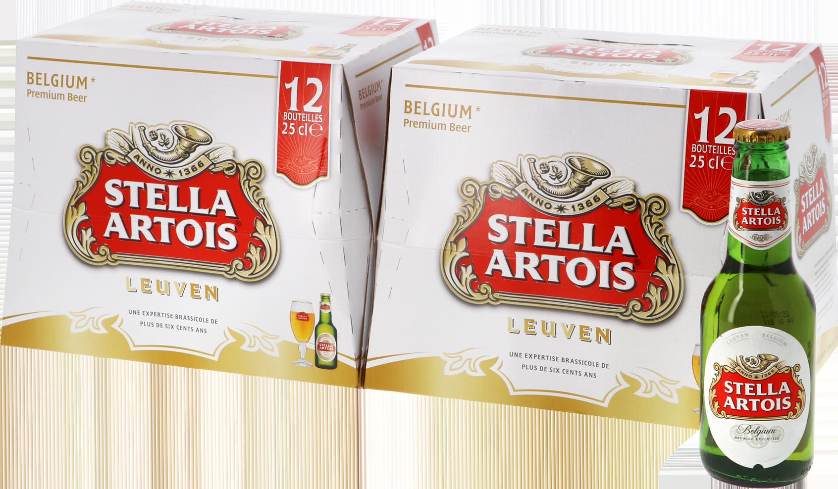 Big Pack Stella Artois - 24 bières
