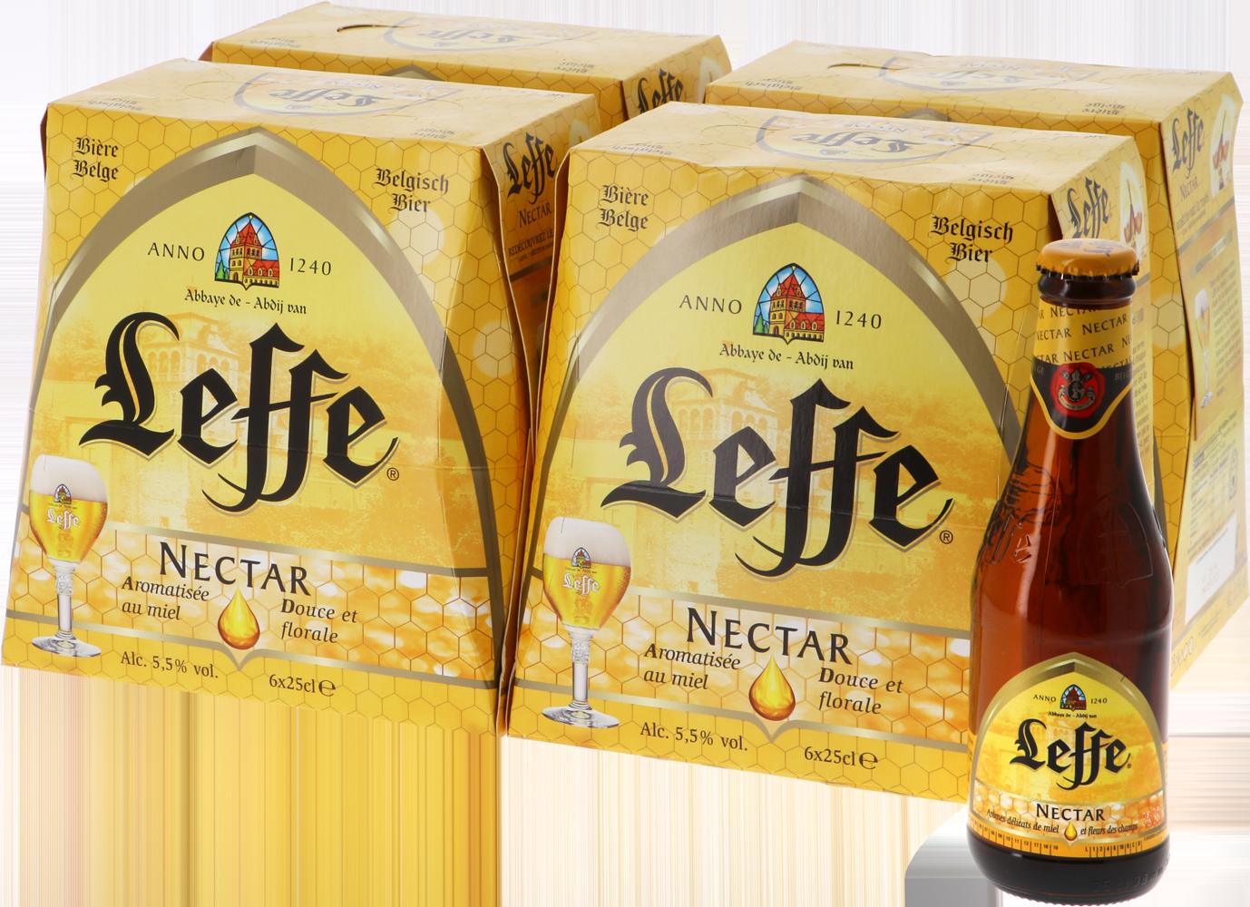 Big Pack Leffe Nectar - 24 bières