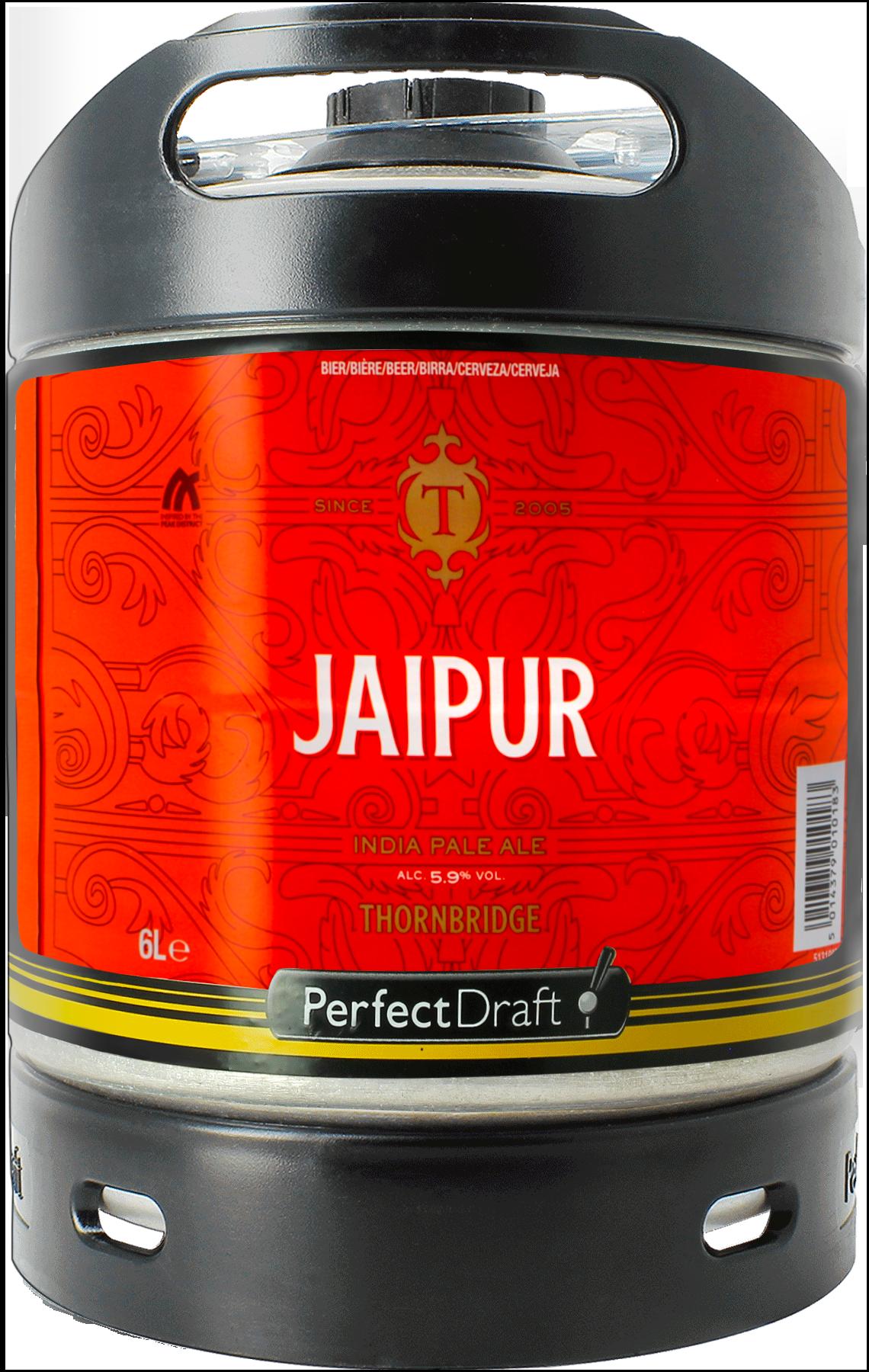 Barril Thornbridge Jaipur PerfectDraft 6 L