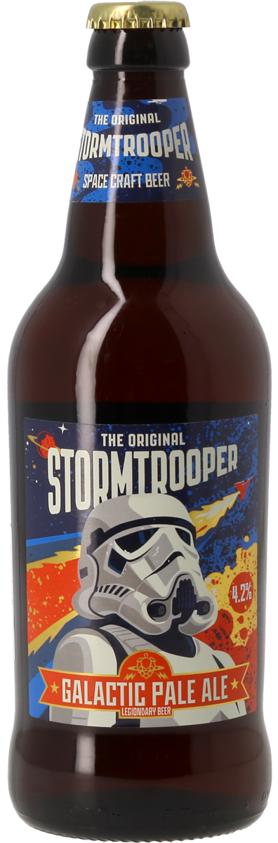 Stormtrooper Galactic Pale Ale