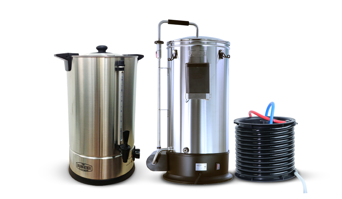 Pack Grainfather Connect + Sparge Water