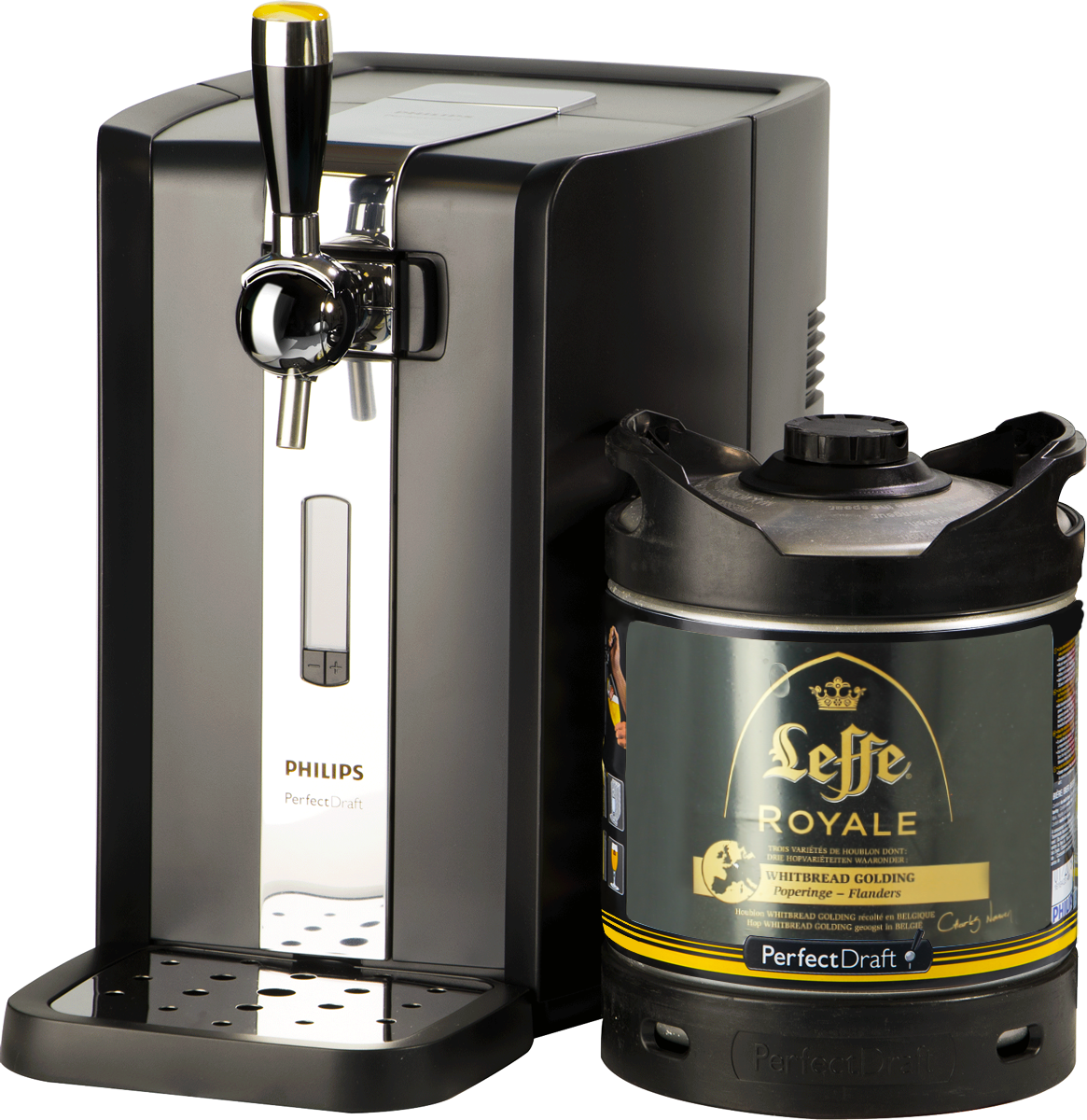Pack Tireuse Perfectdraft Leffe Royale - Hopt