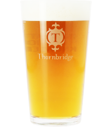 Verre Thornbridge plat - 50 cl